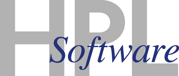 Logo HPL Software